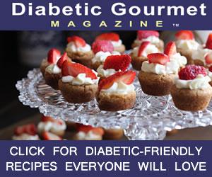 Great Diabetic-Friendly Recipes