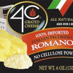 4C Cheese Label - 4C and Cento Recall Grated Cheese