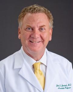 Photo of John Jarstad, M.D., University of Missouri-Columbia