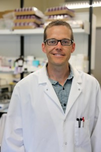 Jonathan Little, assistant professor.