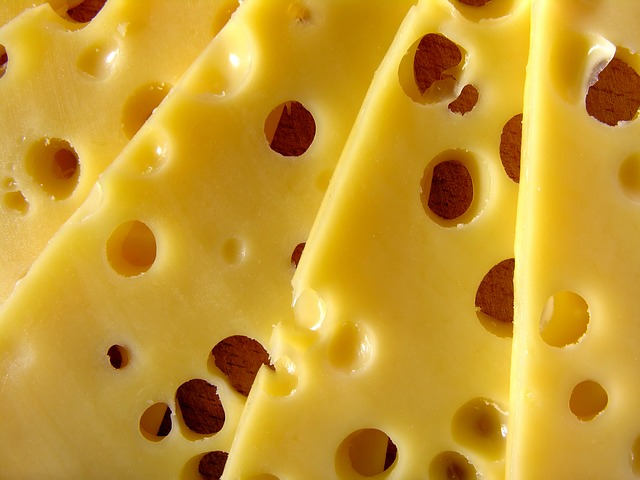 Photo of Swiiss Cheese - One of the Types of Cheese Recalled