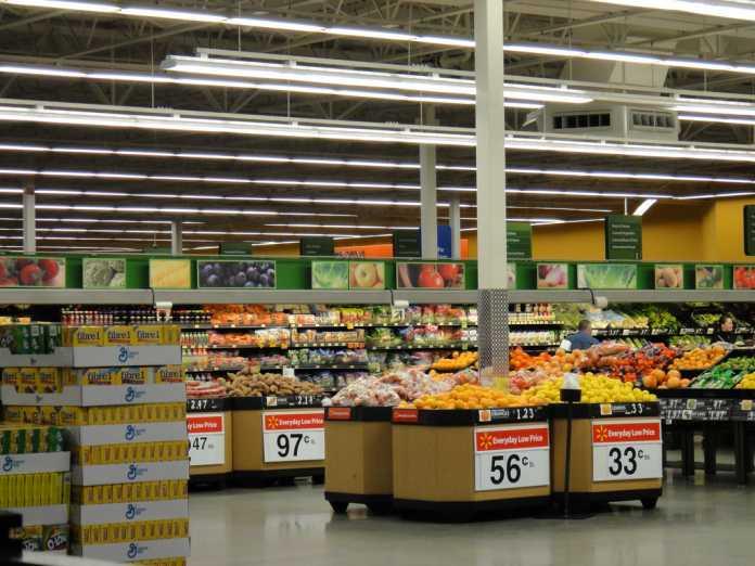 Walmart Produce Section - Veggie Kabob Recall