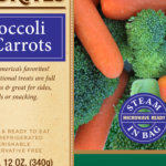 Broccoli and Carrots - Recall by Mann's